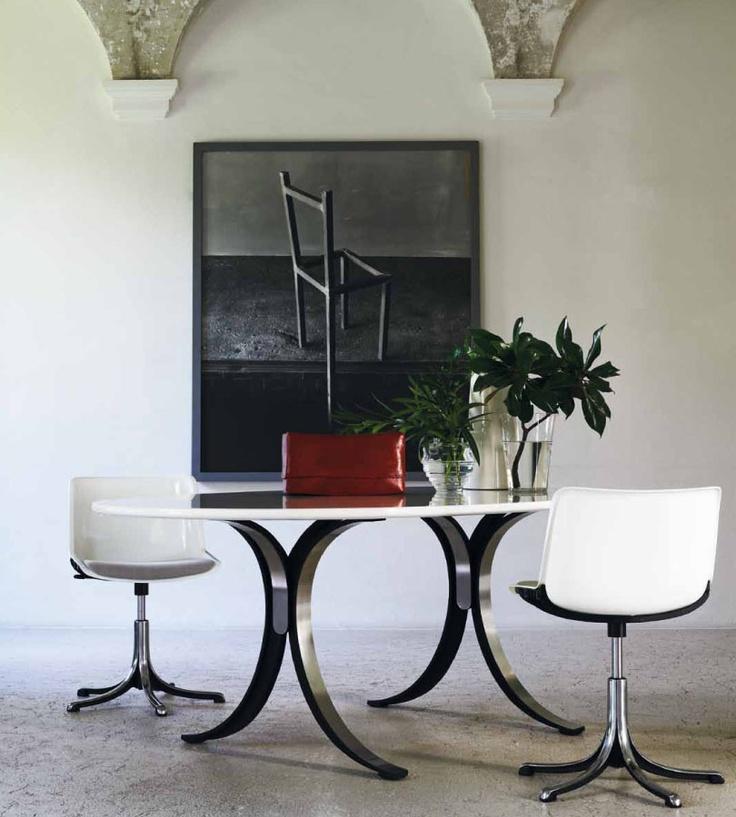 14 best images about tecno clasicos del dise o de osvaldo for Especificaciones tecnicas de mobiliario de oficina