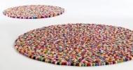 Pinoccio Multicolor rug by Rolf Hay