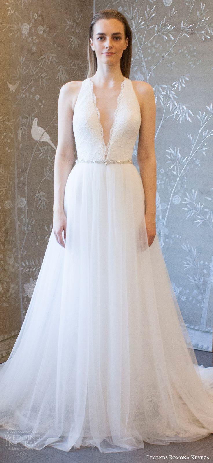 Stunning Legends Romona Keveza Spring Wedding Dresses