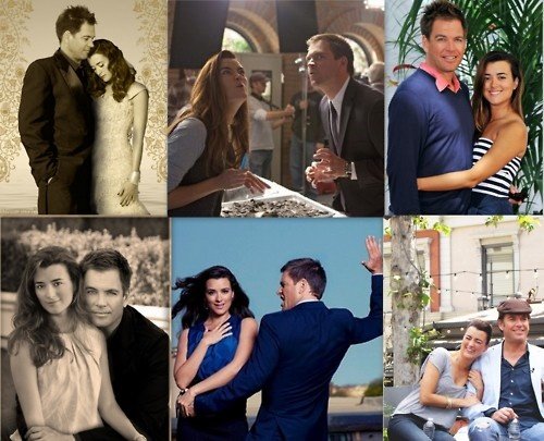 tony and ziva dating on ncis It was a huge adjustment for ncis viewers when both weatherly (who played tony dinozzo) and de pablo (who played ziva david) left the drama in 2016 and 2013, respectively.
