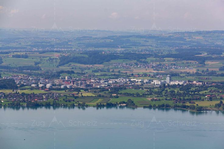 Risch-Rotkreuz im Kanton #Zug in der Schweiz (Switzerland)