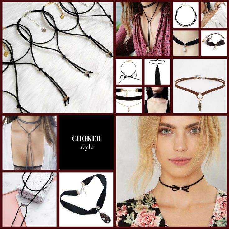 CHOKER - MUST HAVE EACH RACK The fashionistas!