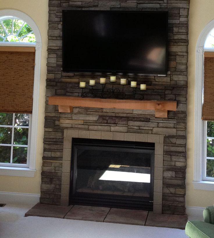 Fireplace: Sterling, LEDGESTONE - Versetta Stone® Brand ...