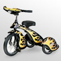: Rods Tricycle, Retro Trike, Coolest Tricycle, Black Hot, Hotrods Retro, Cycling Hot, Baby Boys, Hot Rods, Retro Style