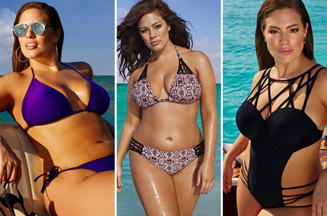 Ashley Graham Looks Hotter Than Ever in Behind-the-Scenes Photos from SI Swimsuit Shoot