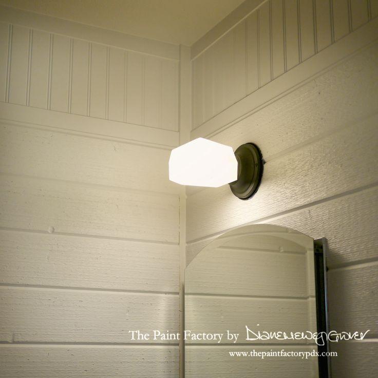 Floor To Ceiling Beadboard In Bathroom: The Bathroom Remodel Reveal