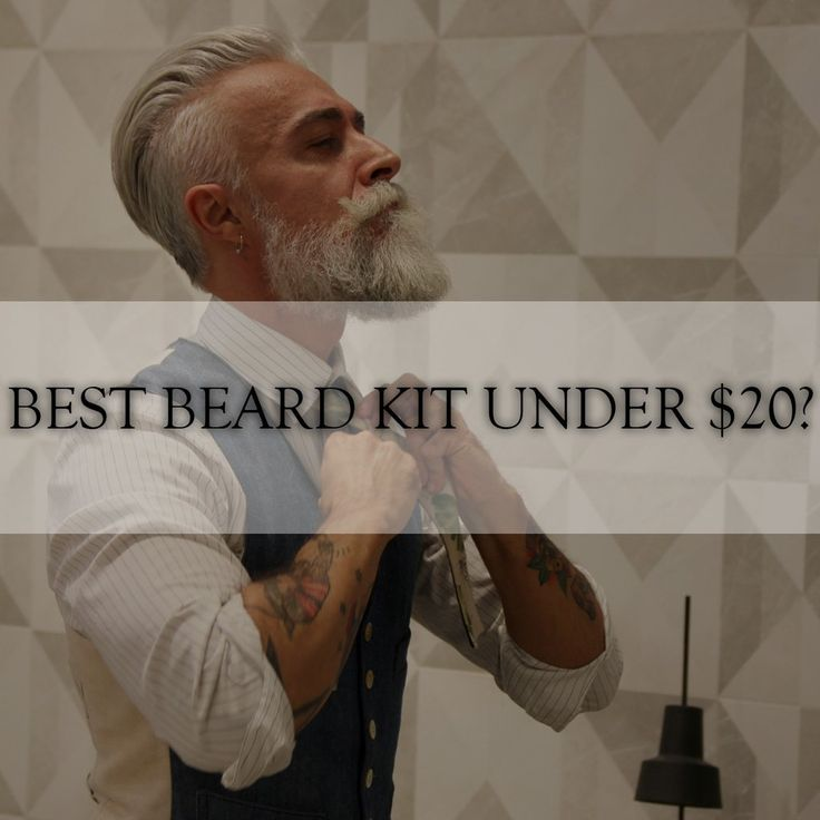 Best Beard Kit Under $20 FREE SHIPPING! Limited Time Only Grab One Before They Are All Gone!  Regular Price is over $50!  You Don't Want To Miss This Buy One Now!
