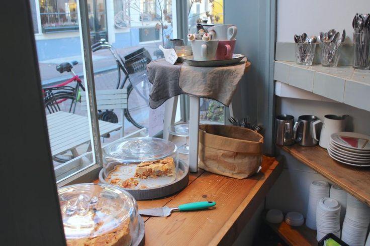 Ben je een dagje in Amsterdam en in de buurt van de 9straatjes? Ga dan zeker even langs bij Ree7 voor een lekker kopje koffie of een goede lunch!