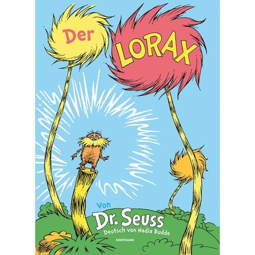 """Dr. Seuss: """"Der Lorax"""""""