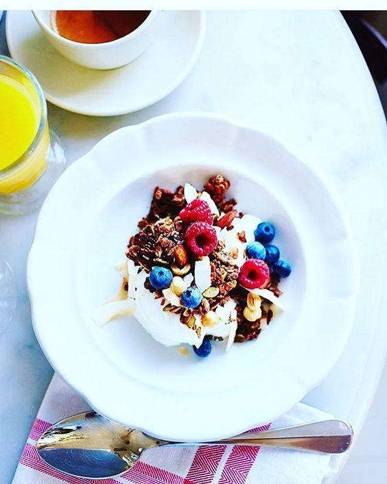 My breakfast, made by @leilalindholm #thefreshfoodie