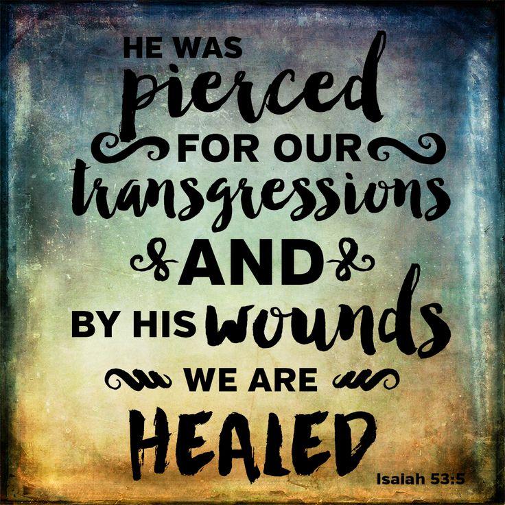 For Isaiah 53 sermon