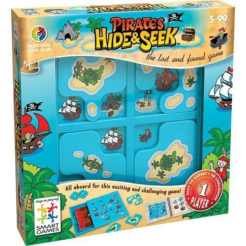 Smart Games Hide And Seek Pirates