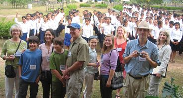 Innovations in Catholic Education Award Winner. Innovation in total community involvement. It's not often that a service project makes an impact in the school community, local community, and global community all at once; but the School Garden Project at Assumption Catholic School (ACS) in Bellingham, WA, does just that.