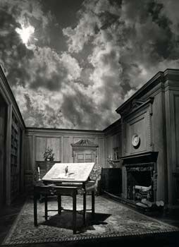 Jerry Uelsmann special effects mastered in the darkroom before photoshop was a thought.
