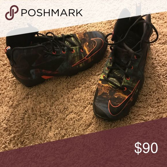 Men's Fruity Pebbles Lebron's Lightly worn still in great condition though! lebron james Shoes Athletic Shoes
