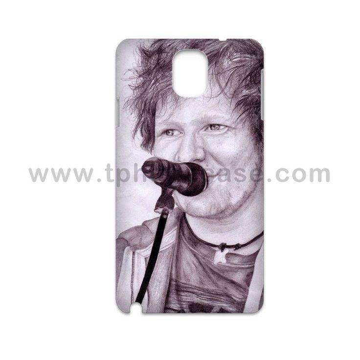 Galaxy Note 3 Full Body Durable Hard Case Design With Ed Sheeran