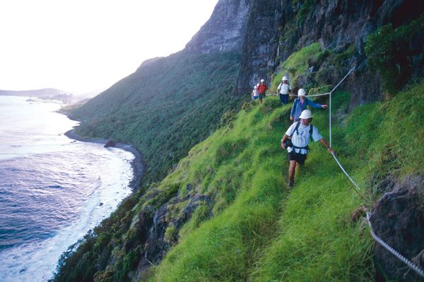 If climbing Mount Gower isn't on your travel bucket list, it should be Mount Gower, Lord Howe Island, Ken Eastwood