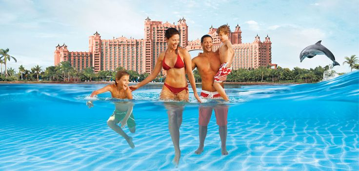 Discover family vacation ideas and find all the information you need to start planning your perfect Bahamas family vacation at Atlantis, Paradise Island today.