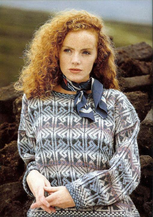 Alice Starmore - The Celtic Collection [1992, JPG, USA] - Bitta Mikkelborg - Picasa Web Albums