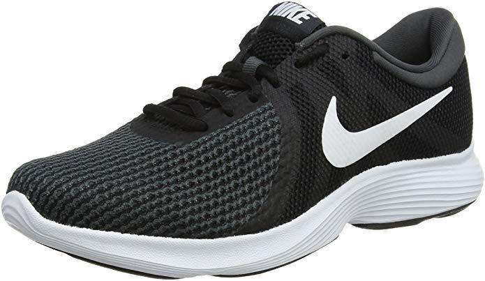 Preis Nike Revolution 4 Sneakers Laufschuhe Damen Schwarz