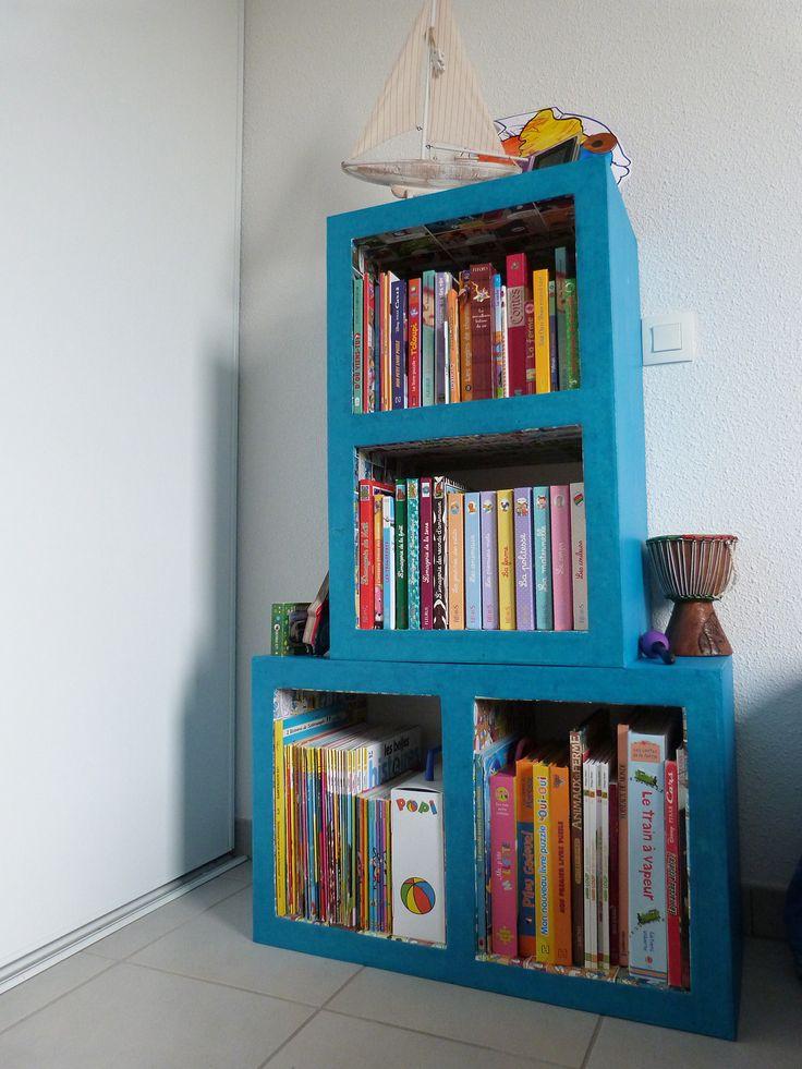Bibliothèque bleu