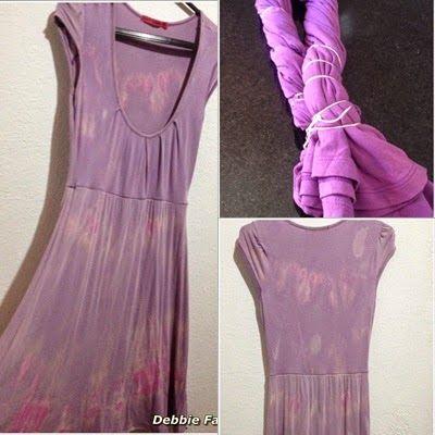 Debbie Fashion: Tie Dye