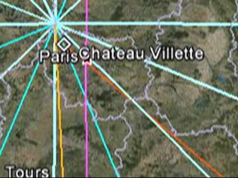 The Geographic Mysteries of the Priory of Sion and Rennes Le Chateau