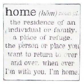 Home Definition Wall Decor I Love It Pinterest