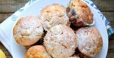 Домашние кексы с яблоками и корицей