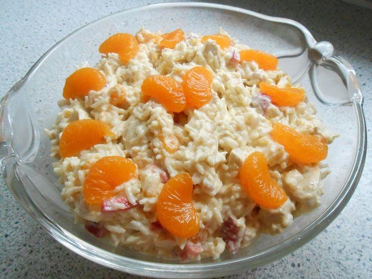 Curry - Reissalat mit Hühnchen, ein schmackhaftes Rezept aus der Kategorie Geflügel. Bewertungen: 50. Durchschnitt: Ø 4,2.