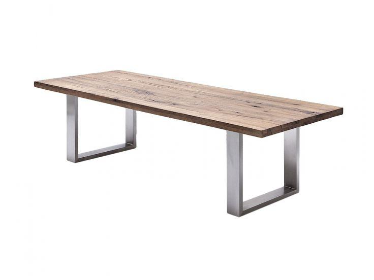 CASTELLO Matbord 260 Ek Mörk i gruppen Inomhus / Bord / Matbord hos Furniturebox (100-58-76428)