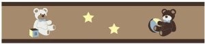 Reviews Chocolate Teddy Bear Baby and Kids Wall Border by Sweet Jojo Designs Large selection at low prices - http://topbrandsonsales.com/reviews-chocolate-teddy-bear-baby-and-kids-wall-border-by-sweet-jojo-designs-large-selection-at-low-prices