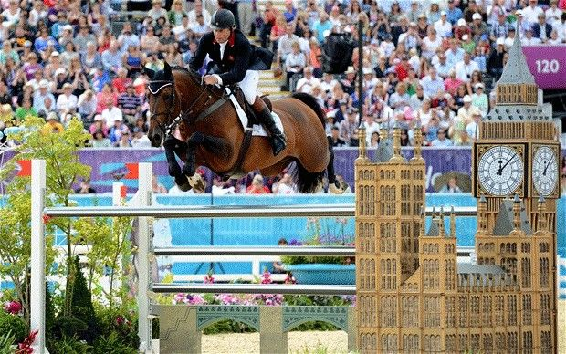 Olympic Show Jumping | ... Brash miss out on individual showjumping medal at London 2012 Olympics