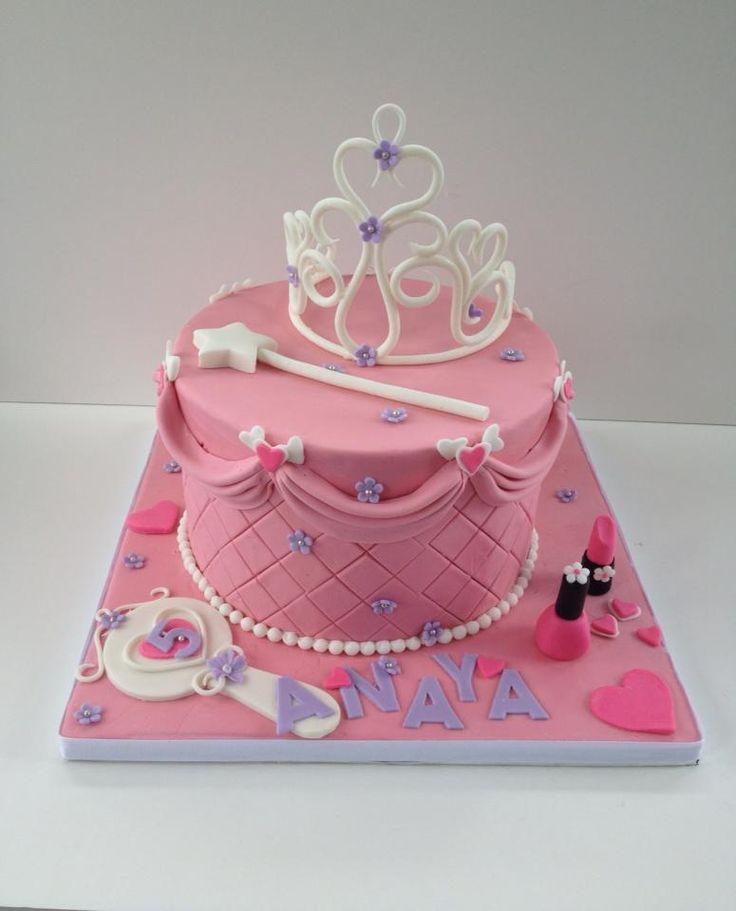 Princess Fondant Cake Design : 1000+ ideas about Princess Theme Cake on Pinterest ...