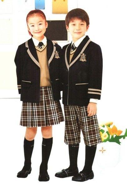French essay school uniform