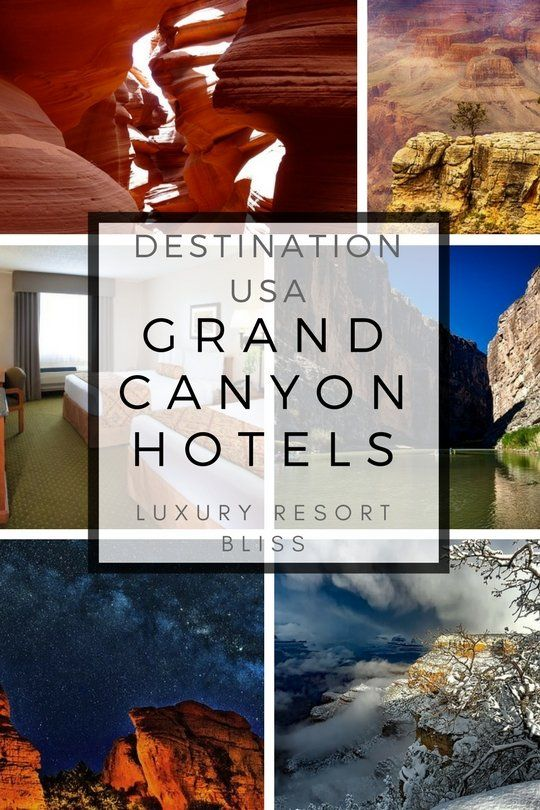 Best Hotels Near Grand Canyon