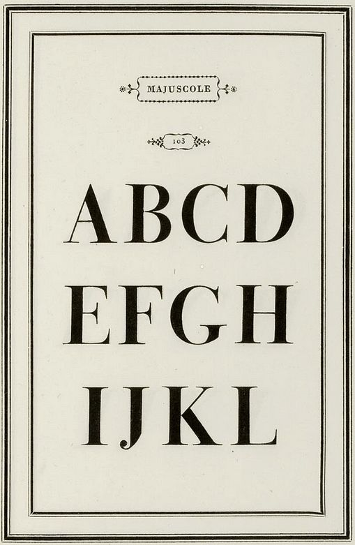 Portale dedicato alla conoscenza e alla diffusione dell'opera del tipografo Giambattista Bodoni (1740-1813)