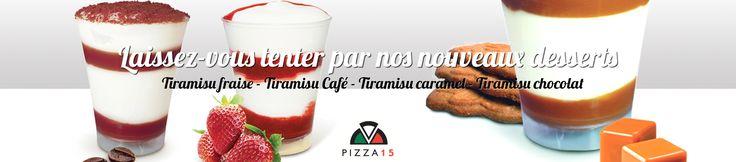 Pizza15 à Lausanne vous livre gratuitement une large sélection de pizzas, pâtes, salades et de spécialités italiennes, à domicile ou au bureau. Service de commande en ligne.