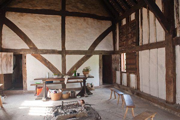 Weald Medieval Hall Town Amp Village Pinterest House