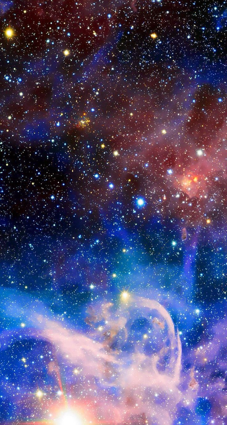 Universe. Tap image for more iPhone galaxy stars wallpaper!  - @mobile9 | Beautiful wallpapers for iPhone 5/5s, iPhone 6 & 6 plus #nebulas #universe #space
