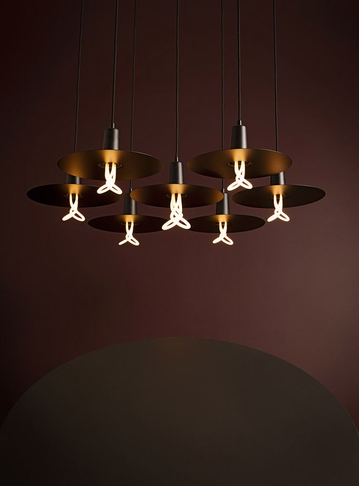 New Plumen Drop Hat Lamp Shade available