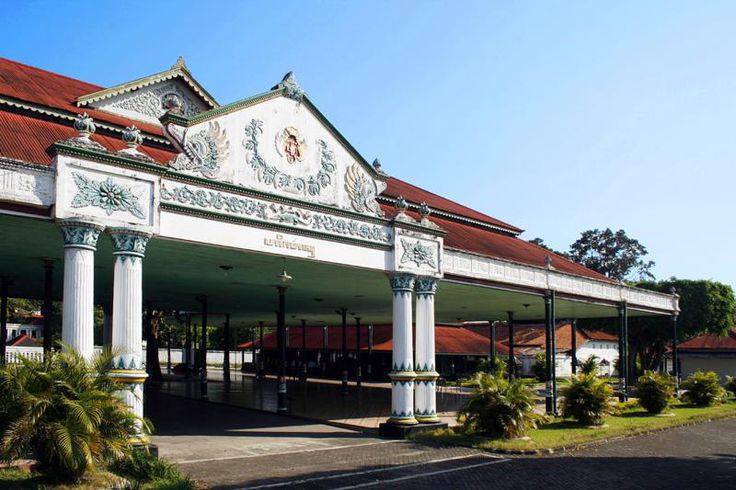 Yogyakarta, Lokasi Kraton Yogyakarta: Keraton Ngayogyakarta Hadiningrat