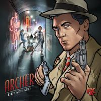 Archer is an original animated, half-hour comedy based on the hardboiled private eye Sterling Archer. This season features his quest to find his partner's killer in 1947 Los Ange