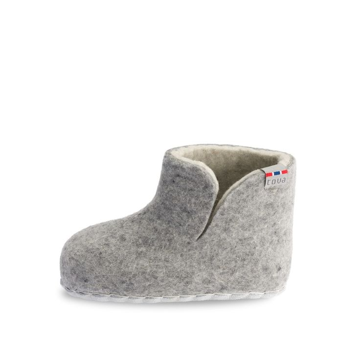 TOVA WOOL SLIPPER. A Simple, Warm Slipper. 100% Merino wool with a genuine suede sole. Elegant in its simplicity. A no-frills style. Designed in Norway. Handcrafted in Mongolia. tova.no . birchcountrystore.com