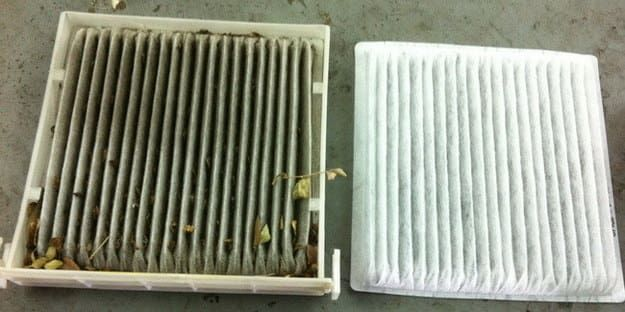 You'll have to check your owner's manual to see if your make and model has a removable air filter first. From here.