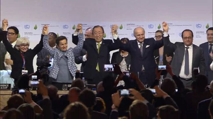 In Historic Paris Climate Deal, World Unanimously Agrees To Not Burn Most Fossil Fuels   ThinkProgress
