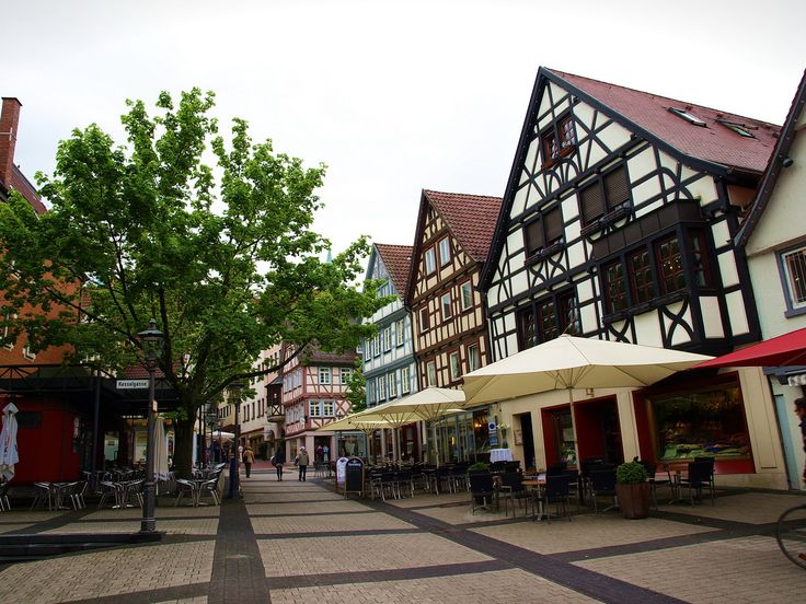 Backnang Germany Twinned With Chelmsford Germany