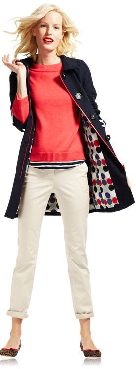 : Cute Coats, Boden Coat, Style, Bright Top, Spring Outfit, Coats Trenchcoats