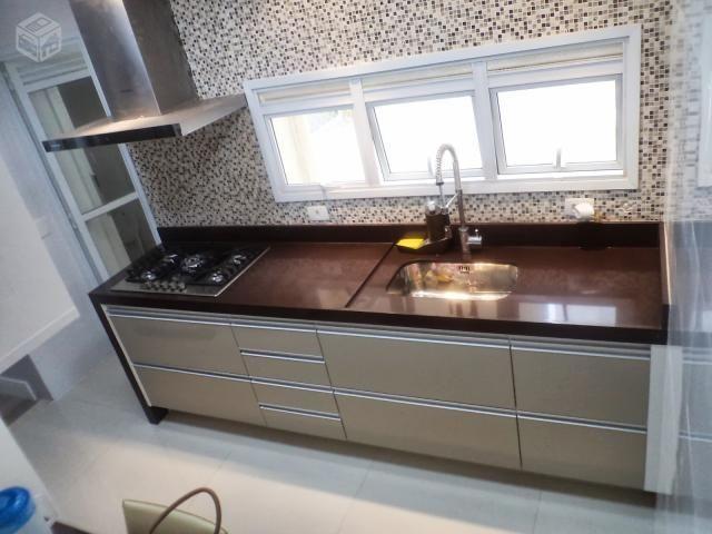 Bancada de cozinha granito marrom absoluto  Cozinha  Pinterest -> Pia De Banheiro Granito Marrom Absoluto