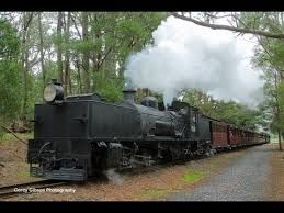 puffing billy G42 big brother sideview - Google Search